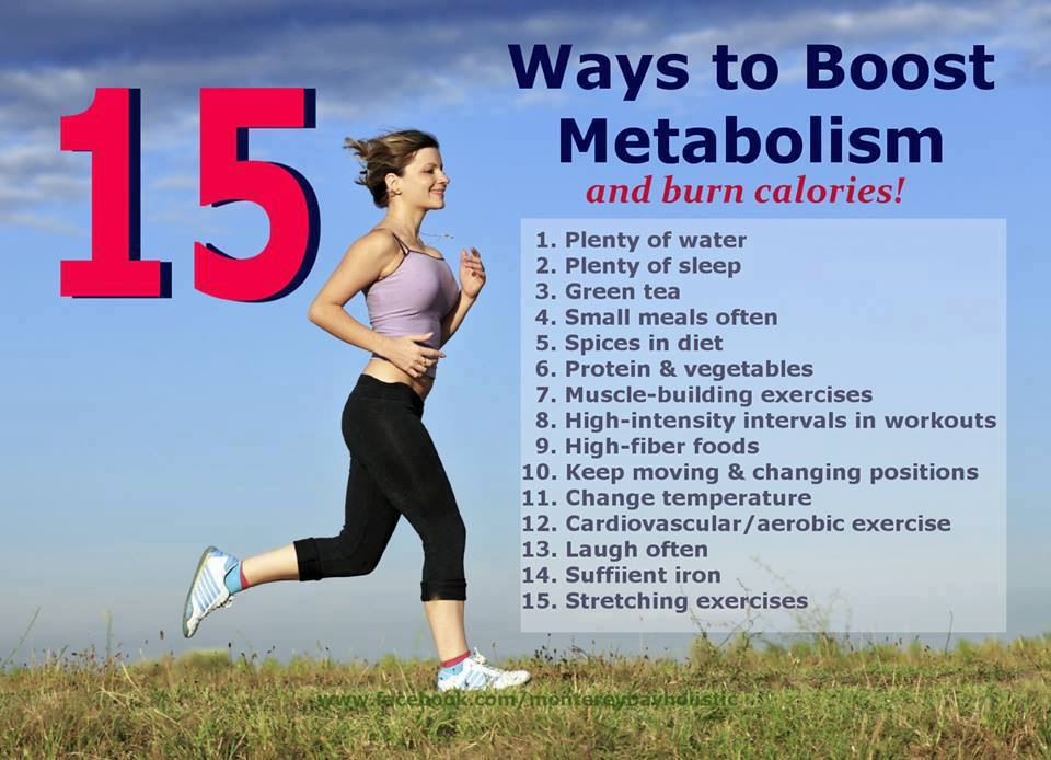 Inconveniences of a High Metabolism - 180 Degree Health