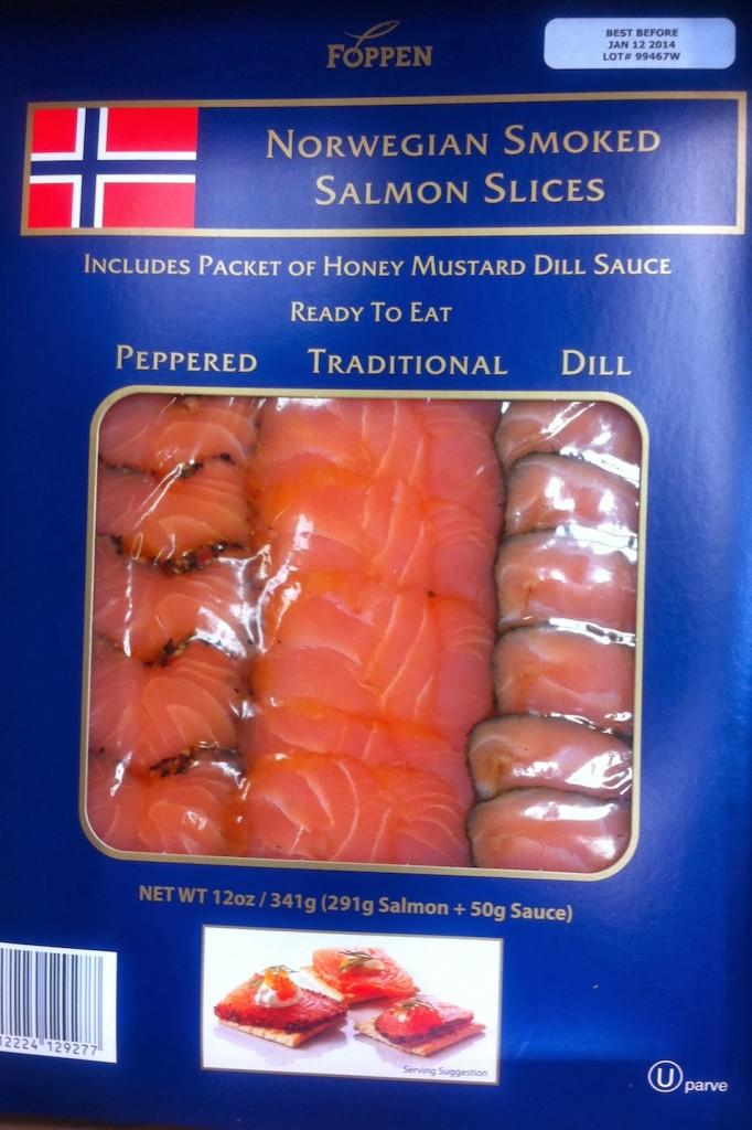 Foppen Smoked Salmon