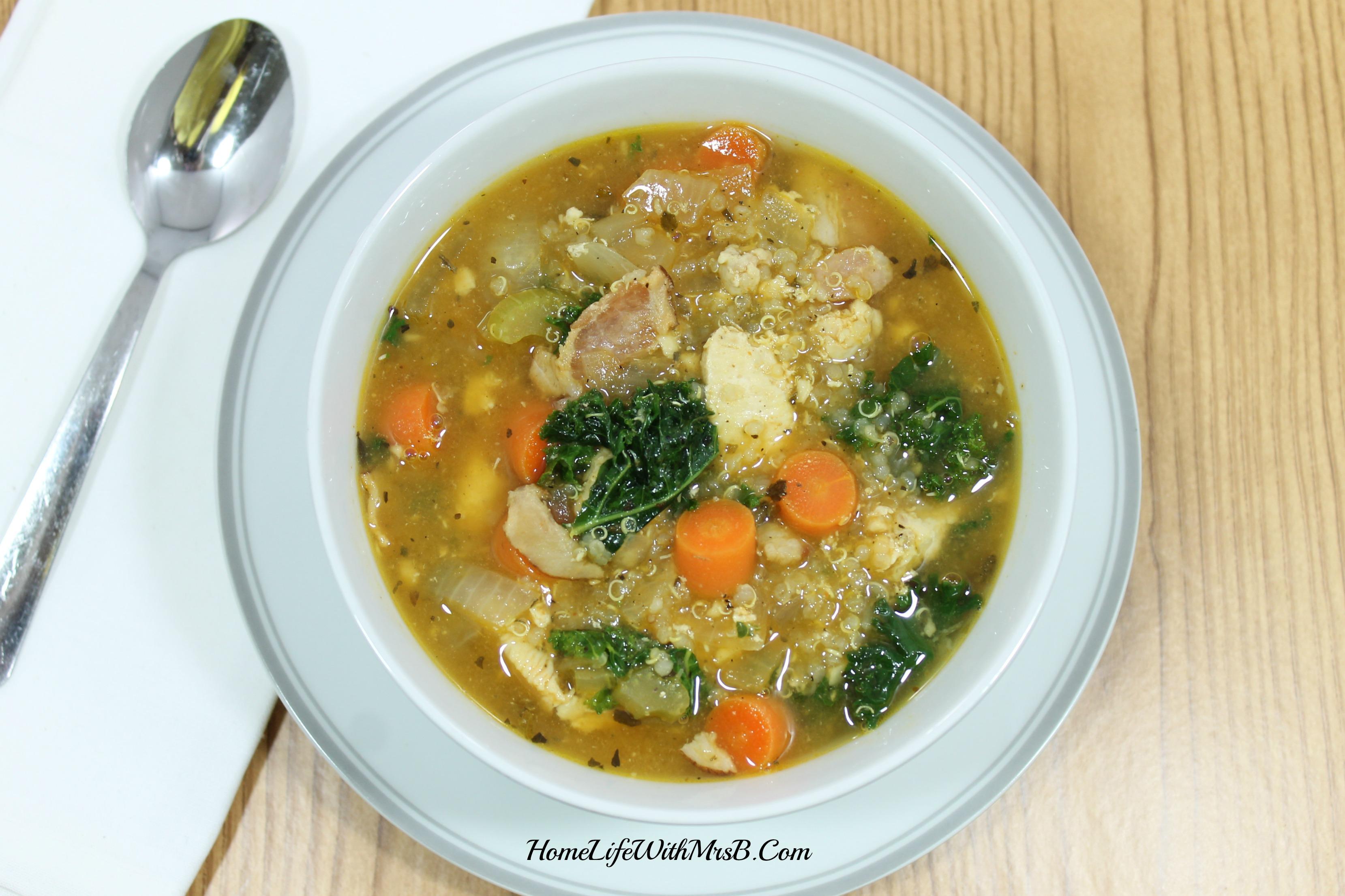 Step 15 soup