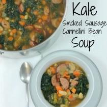 Step 16 Sausage Soup