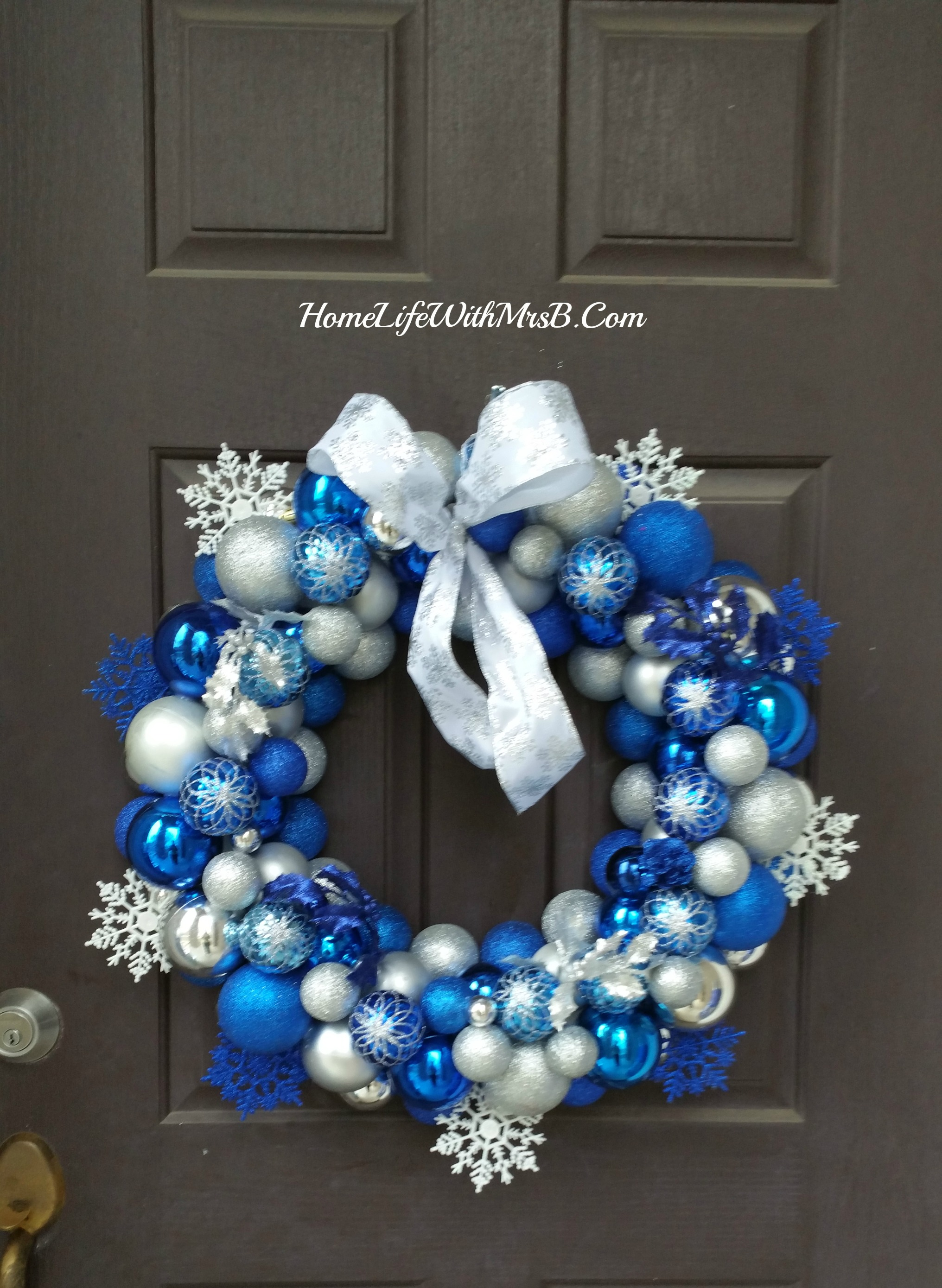 Christmas Decorations On A Budget 5 Diy Wreath Ideas