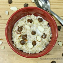 recipe pic chocolate chip oatmeal